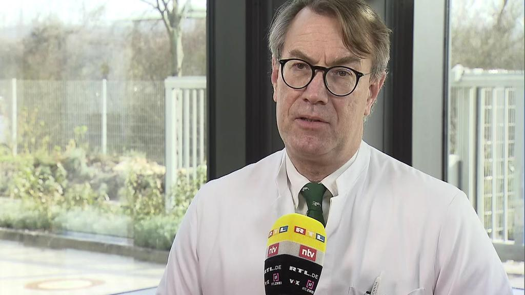 Dr. Georg-Christian Zinn, Direktor Hygienezentrum Bioscentia