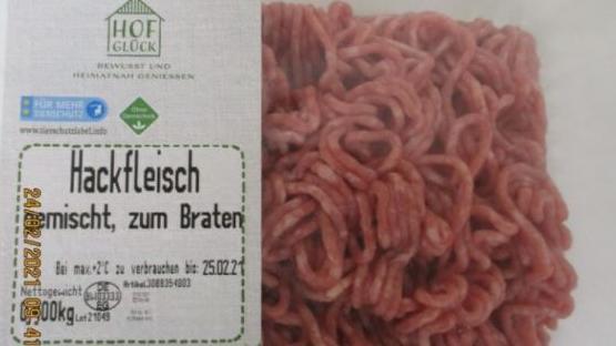 Hofglück Hackfleisch gemischt 400g