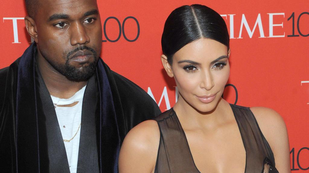 US-Rapper Kanye West und Reality-TV-Star Kim Kardashian gehen getrennte Wege.
