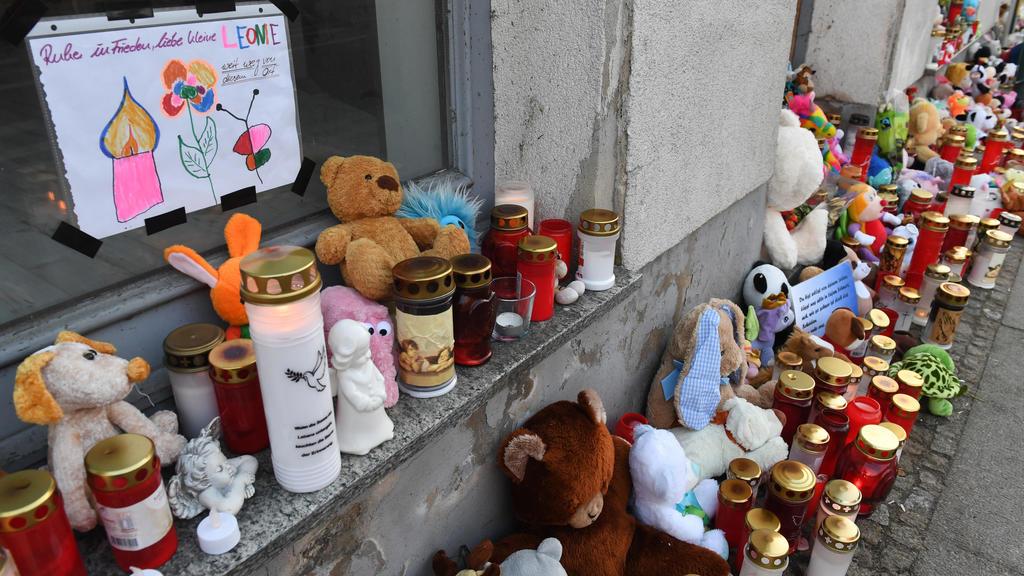 Trauer um tote Leonie aus Torgelow