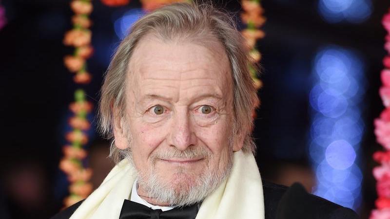 Der britische Schauspieler Ronald Pickup starb im Alter von 80 Jahren. Foto: Andy Rain/EPA/dpa
