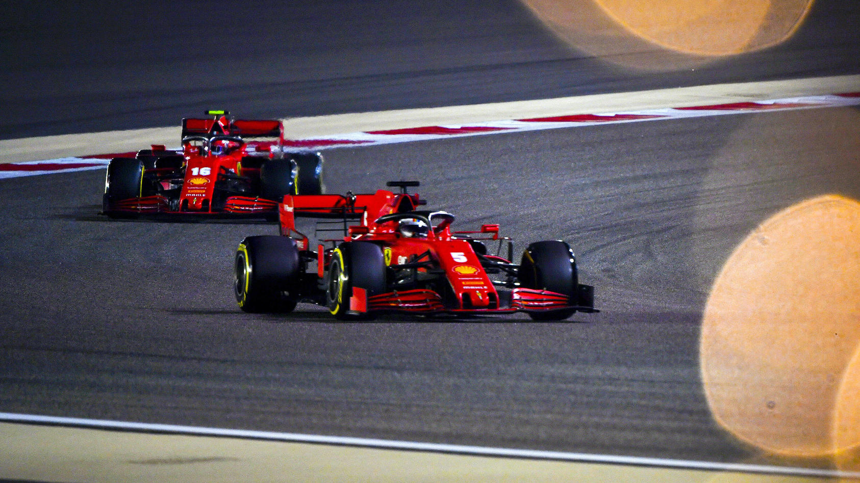 Ferrari fuhr 2020 in der Formel 1 hoffnungslos hinterher