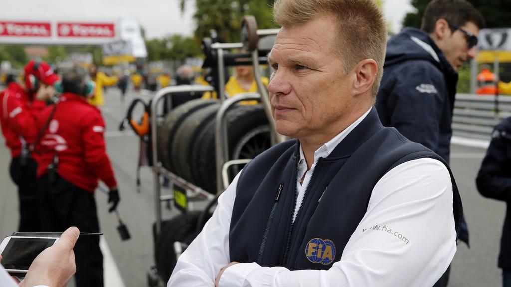 Mika Salo arbeitet seit einigen Jahren als Rennkommissar der FIA