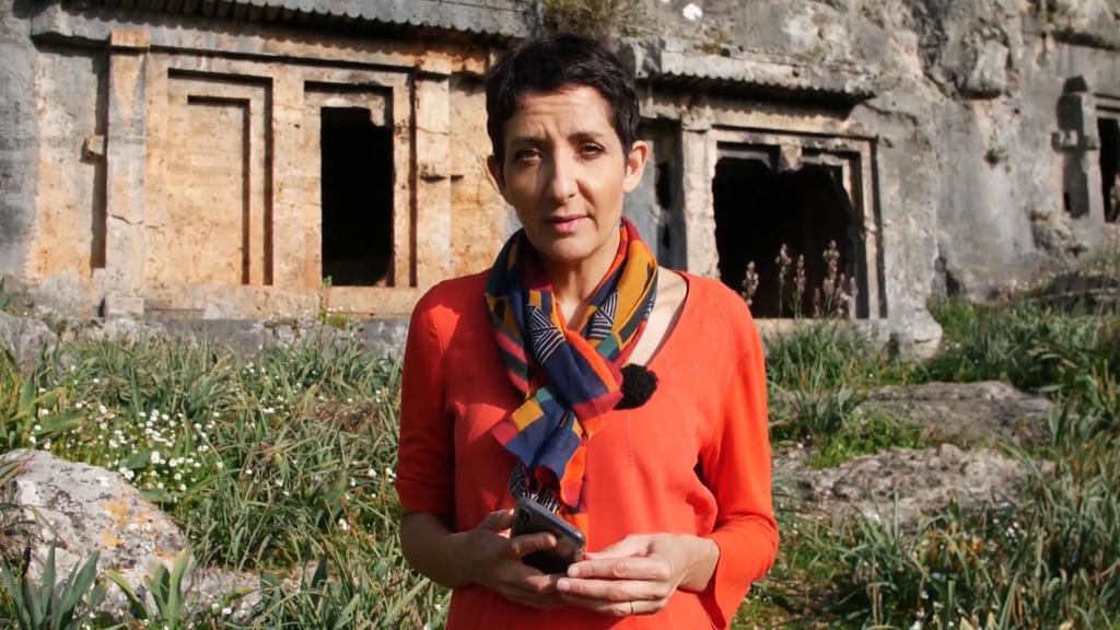 RTL-Korrespondentin Kavita Sharma
