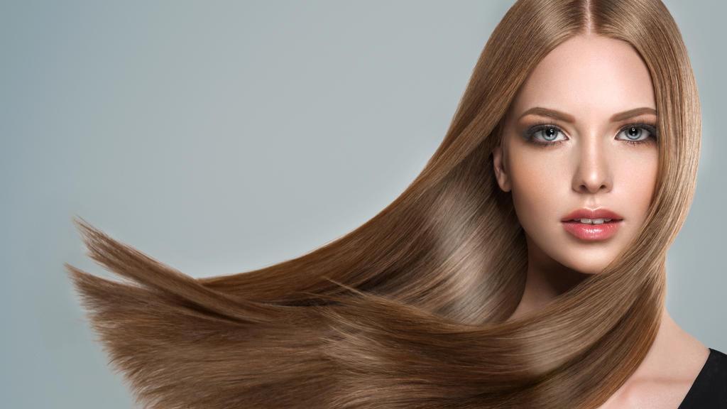 Mineralwasser lässt Ihre Haare glänzen