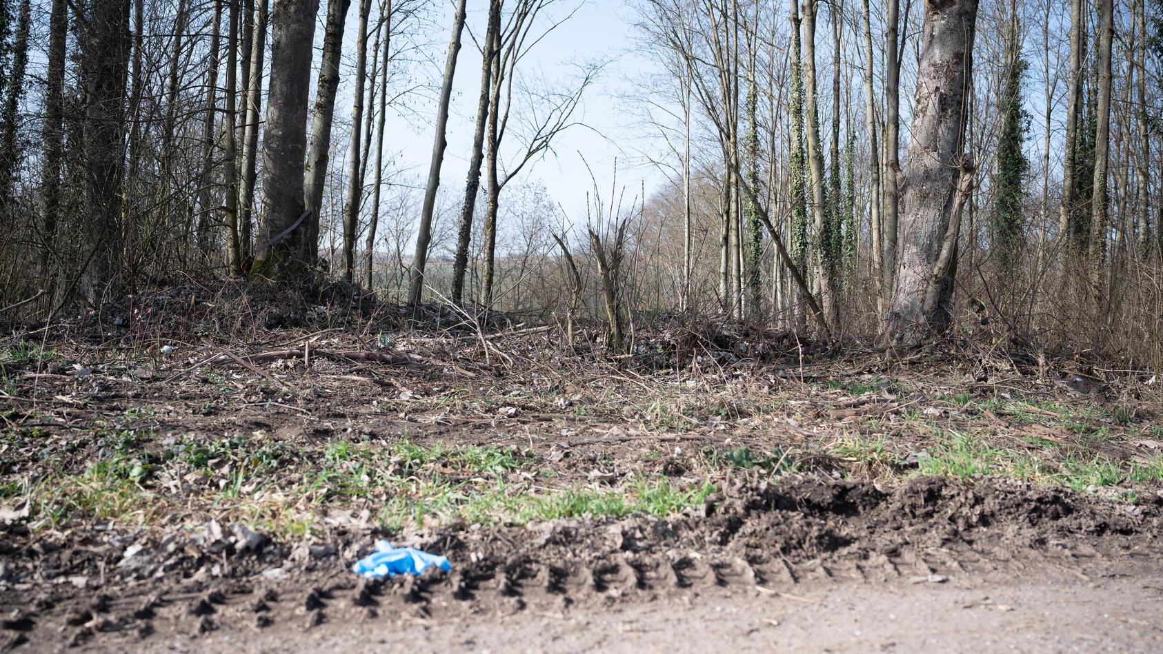 Der 13-Jährige wurde tot an einem Feldweg gefunden.