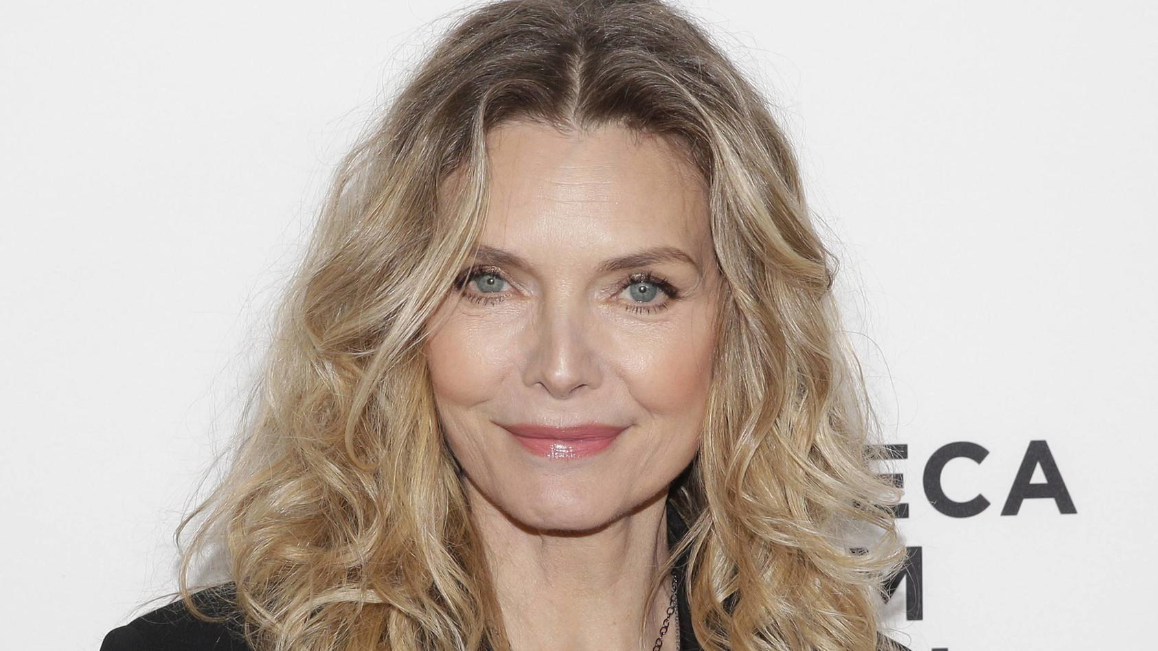 Michelle Pfeiffer zeigt jetzt, wie ihre Karriere angefangen hat