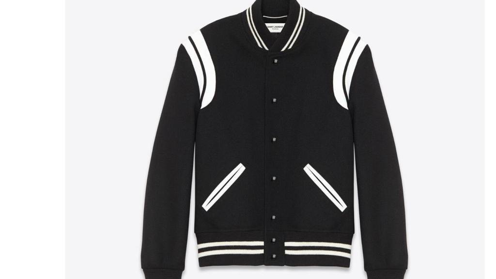 Jacke von Yves Saint Laurent