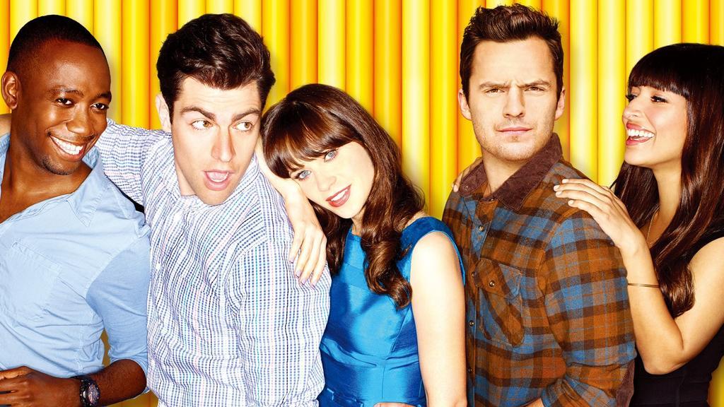 """""""New Girl""""-Cast"""