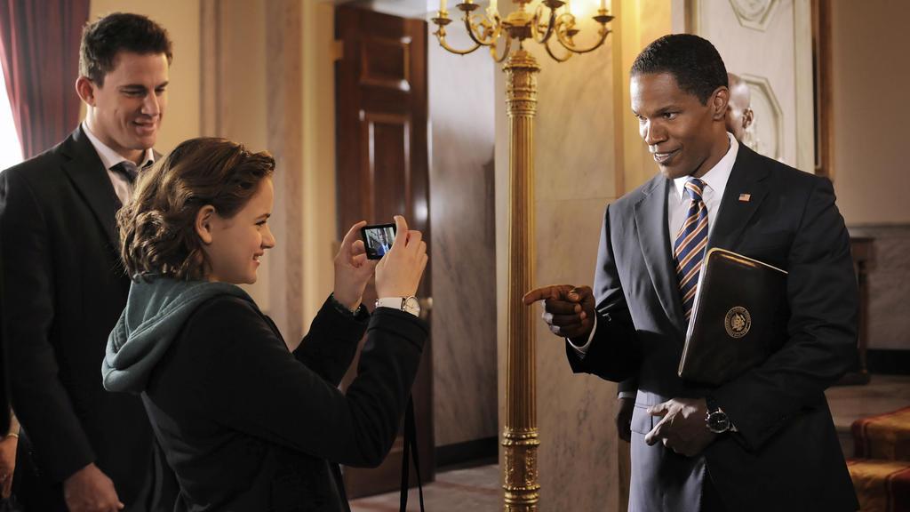 """White House Down""-Cast"