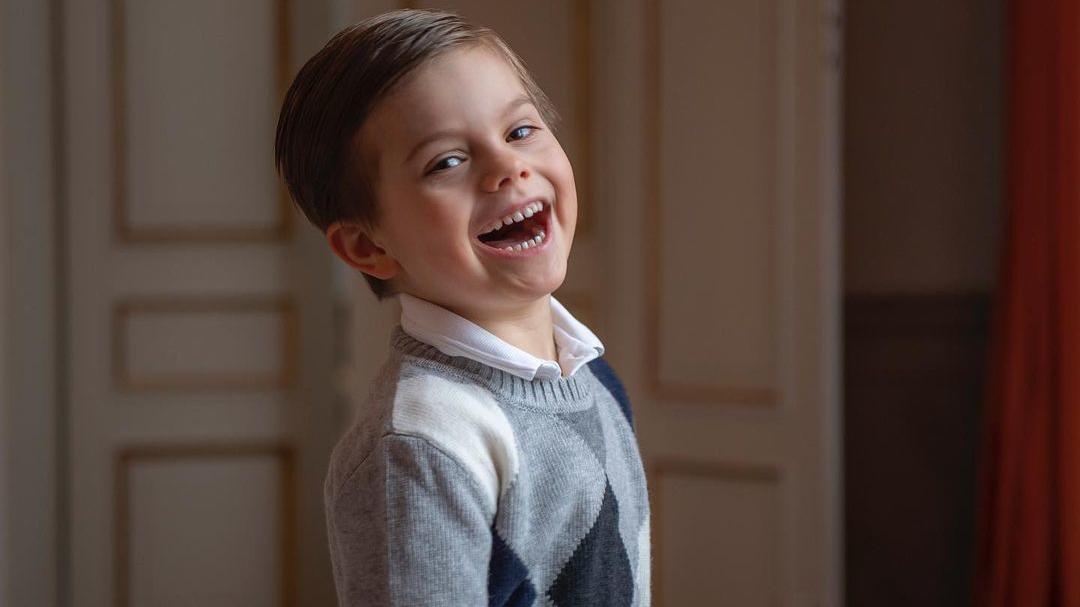 Prinz Oscar feiert am 2. März 2021 seinen fünften Geburtstag.