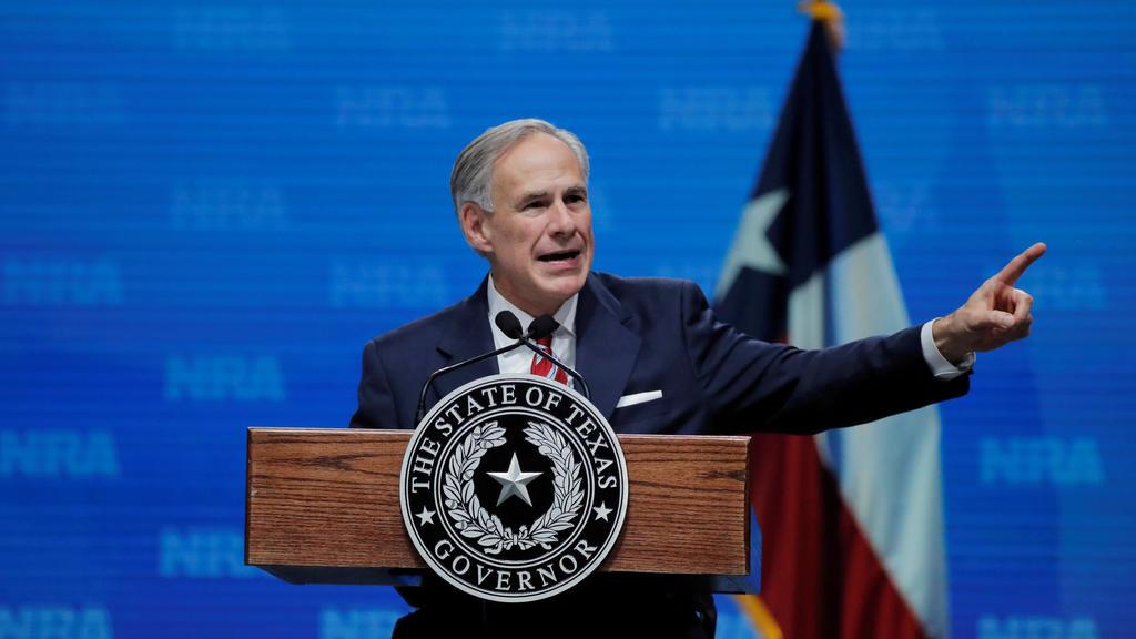 Greg Abbott., Gouverneur von Texas