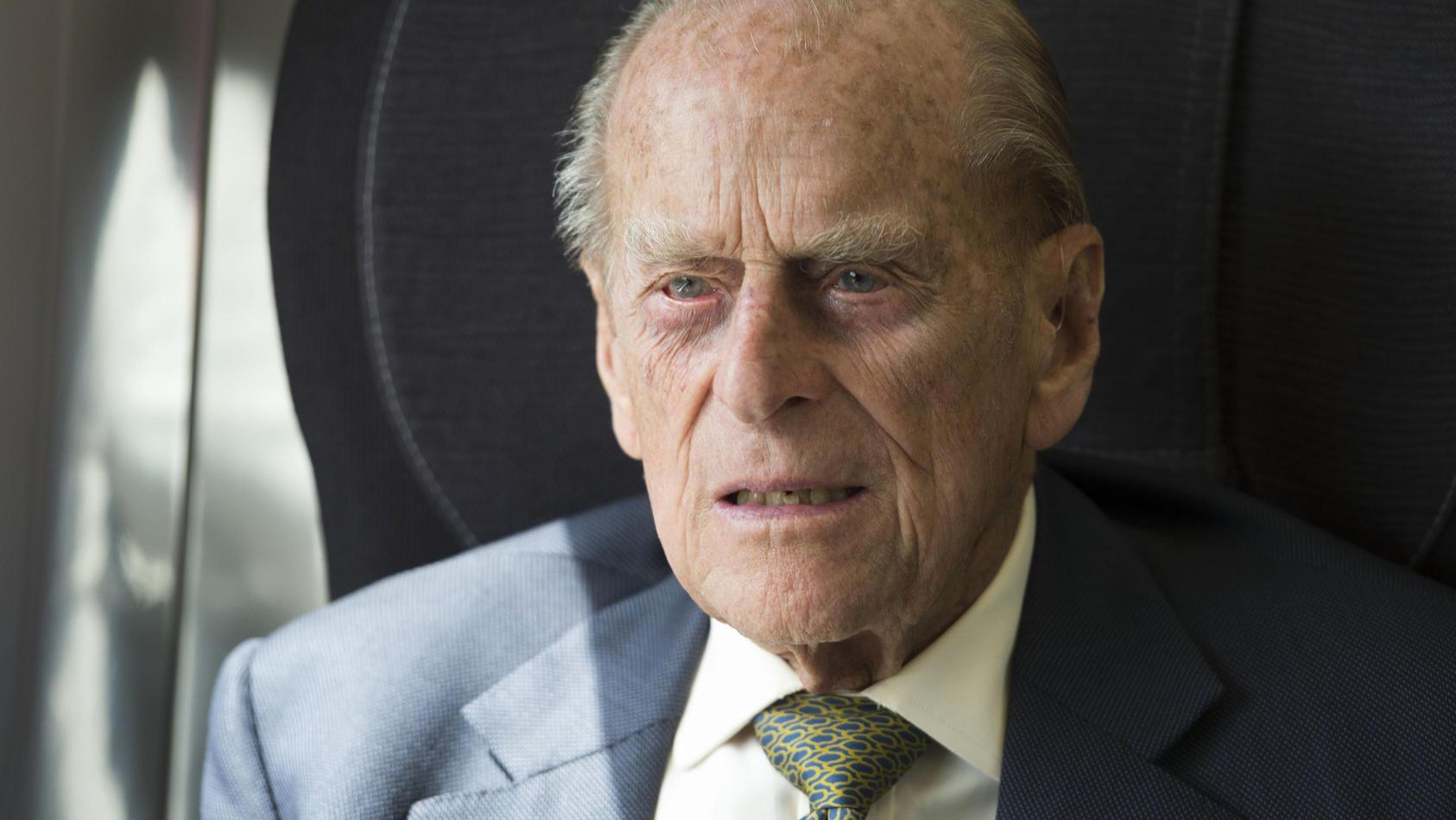 Prinz Philip in anderes Krankenhaus verlegt (Archivbild)