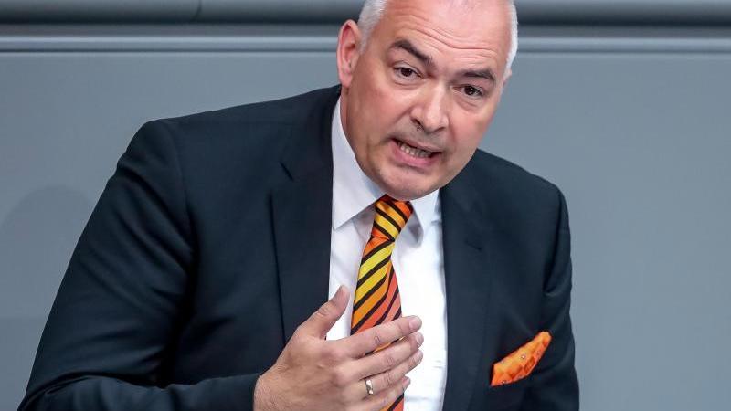 Der Bundestag hat die Immunität des CDU-Abgeordneten Axel Fischer aufgehoben. Foto: Michael Kappeler/dpa