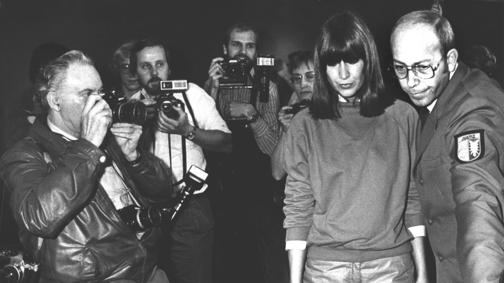 Vor 40 Jahren übte Marianne Bachmeier Selbstjustiz