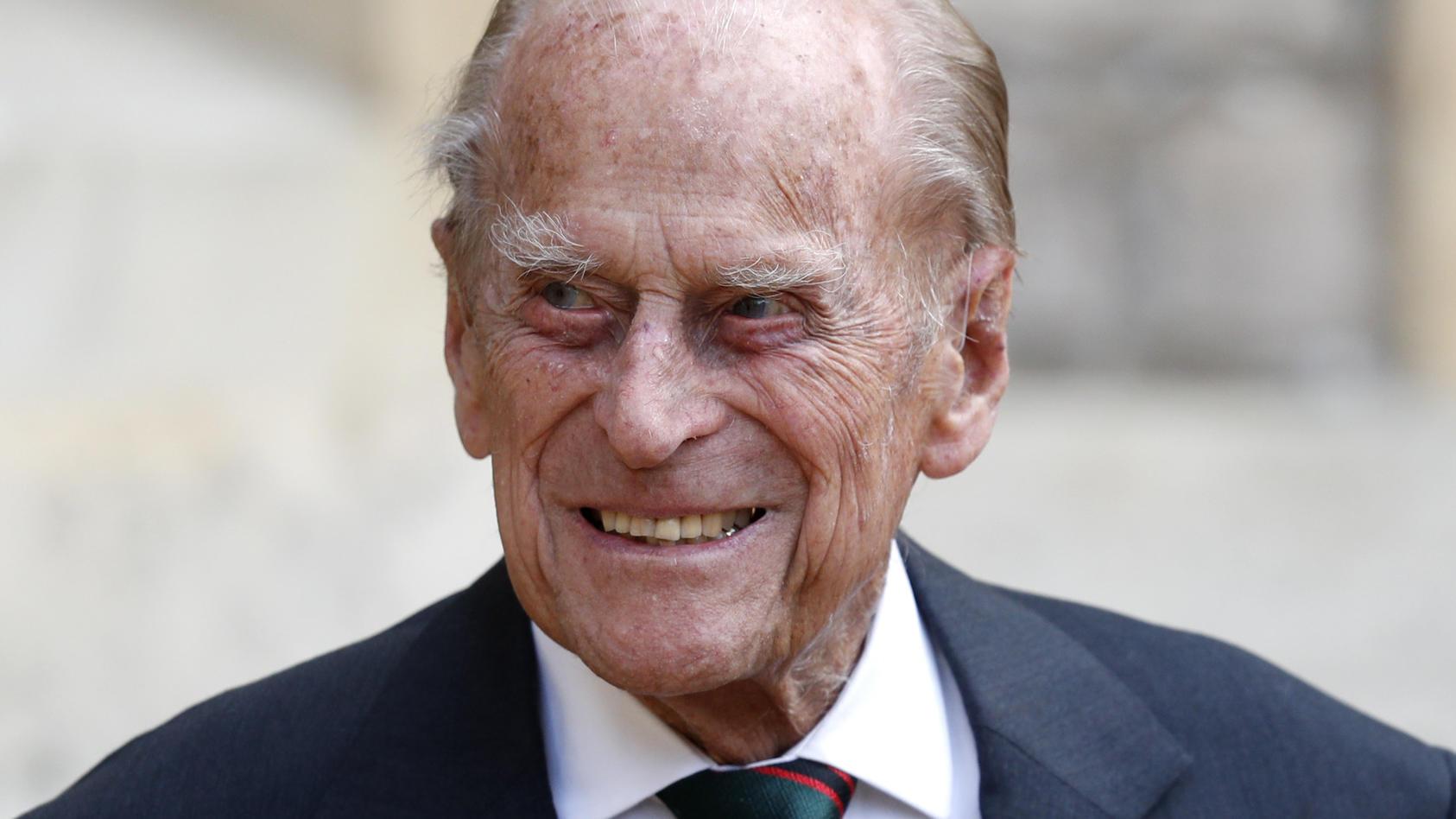 Prinz Philip hat Eingriff wegen Herzerkrankung überstanden