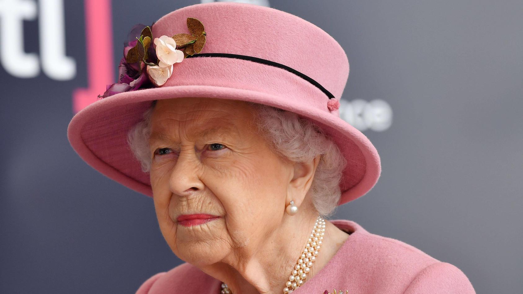 Ob sich Queen Elizabeth II. auch ab und zu Fastfood gönnt?