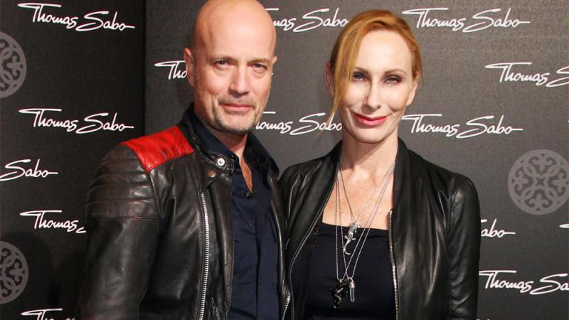 Christian Berkel und Andrea Sawatzki