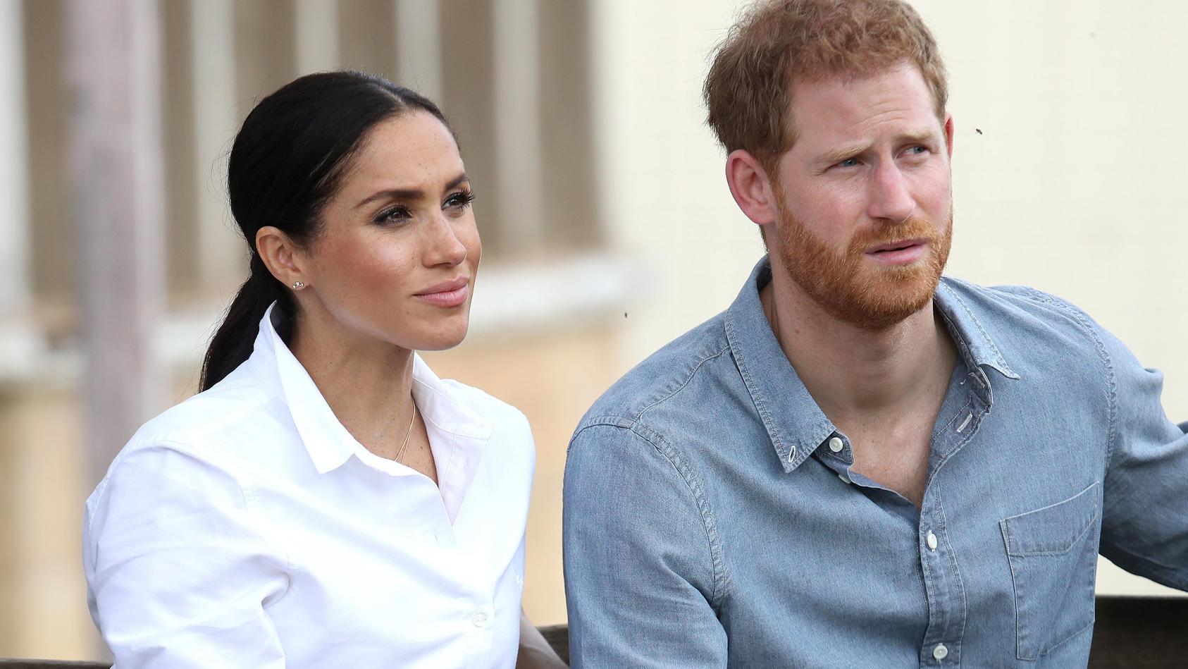 Herzogin Meghan und Prinz Harry erheben schwere Rassismus-Vorwürfe gegen das britische Königshaus