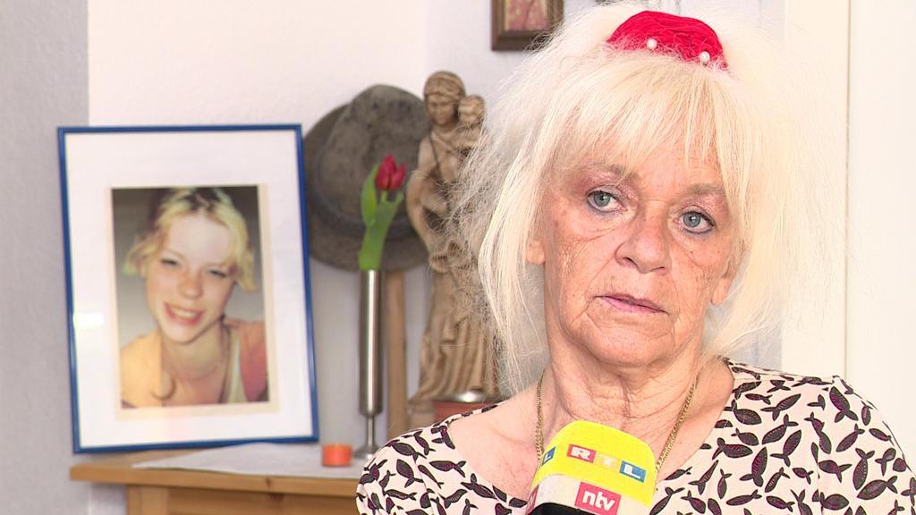 Erika Schneider sucht ihre Tochter