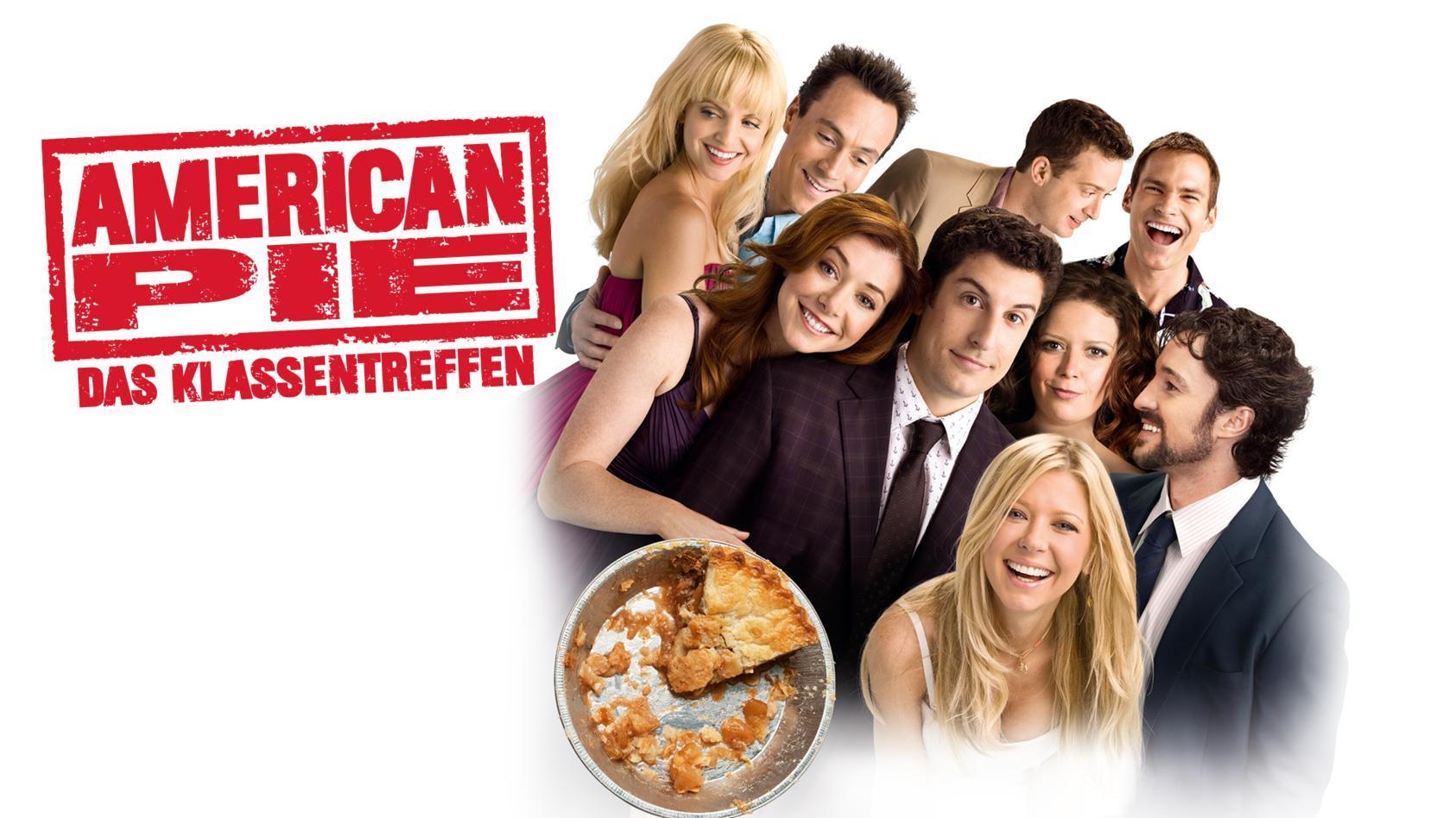 American Pie - das Klassentreffen auf TVNOW