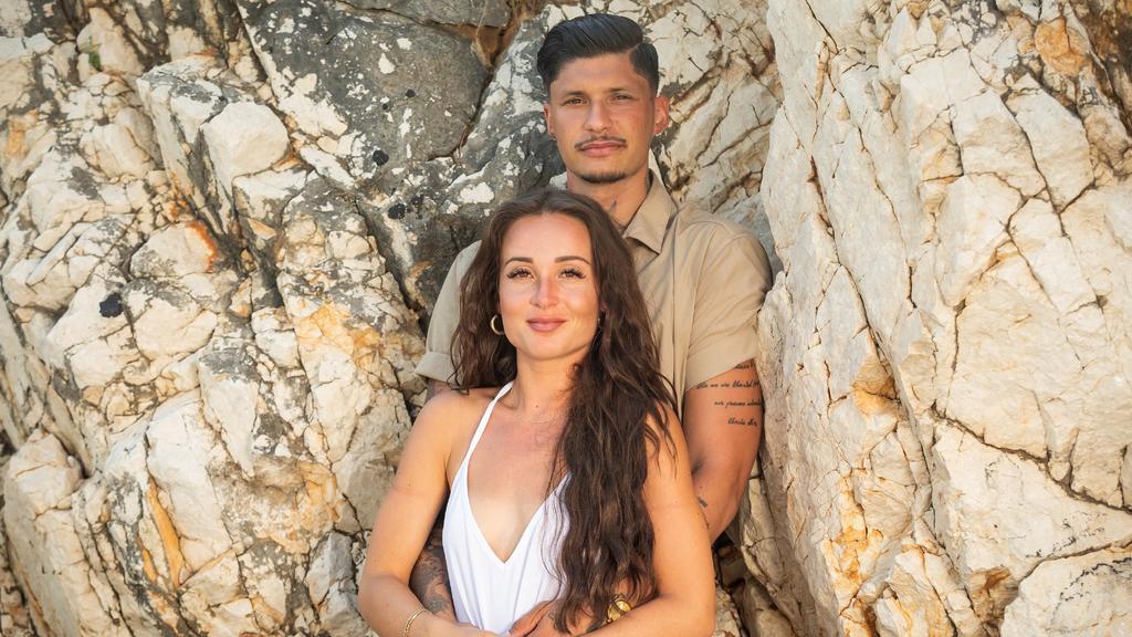 Alicia (26) und Yasin (29) aus München sind seit März 2019 zusammen