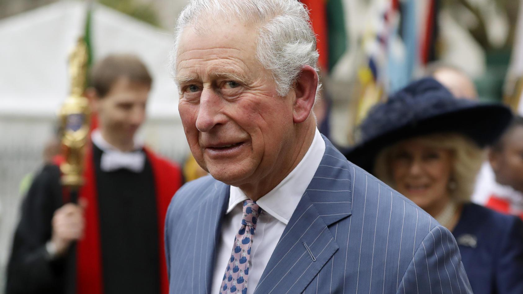 Prinz Charles wünscht sich offenbar eine Versöhnung.
