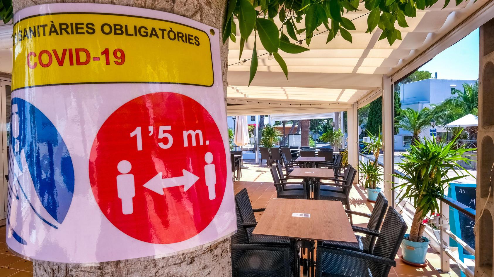 Aktuelle Corona-Regeln: Das erwartet Sie auf Mallorca