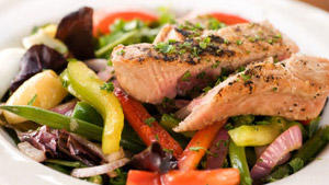 Thunfischpfanne: ideal zum Abnehmen.