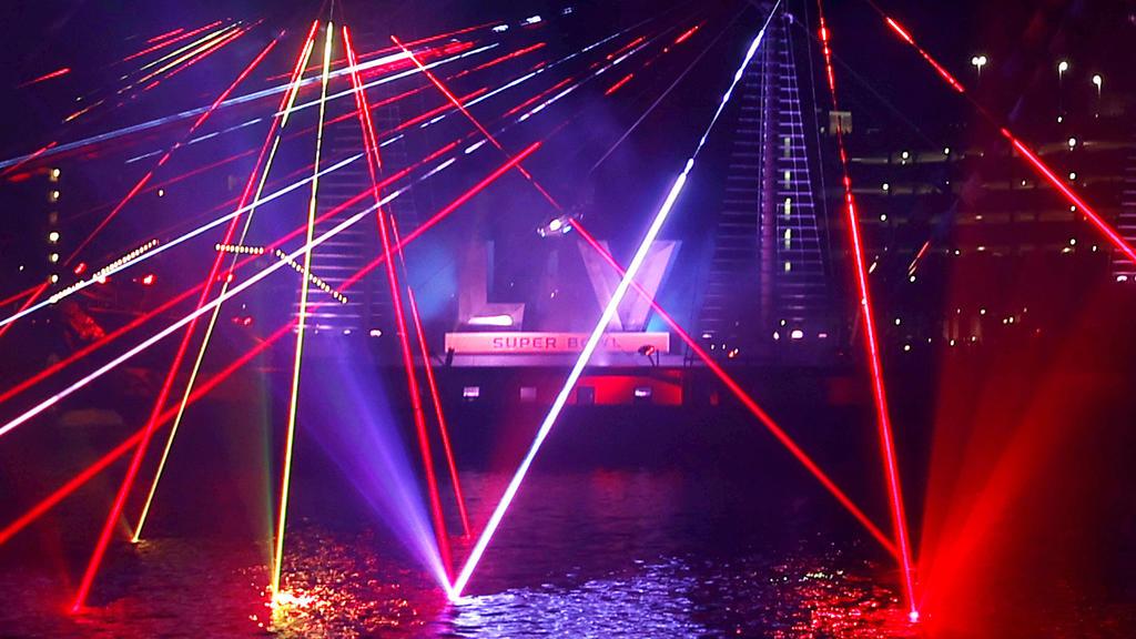 Laserkanone entwickelt: Könnten unsere Schlafzimmer beim Jagen der lästigen Quälgeister bald etwa so aussehen?