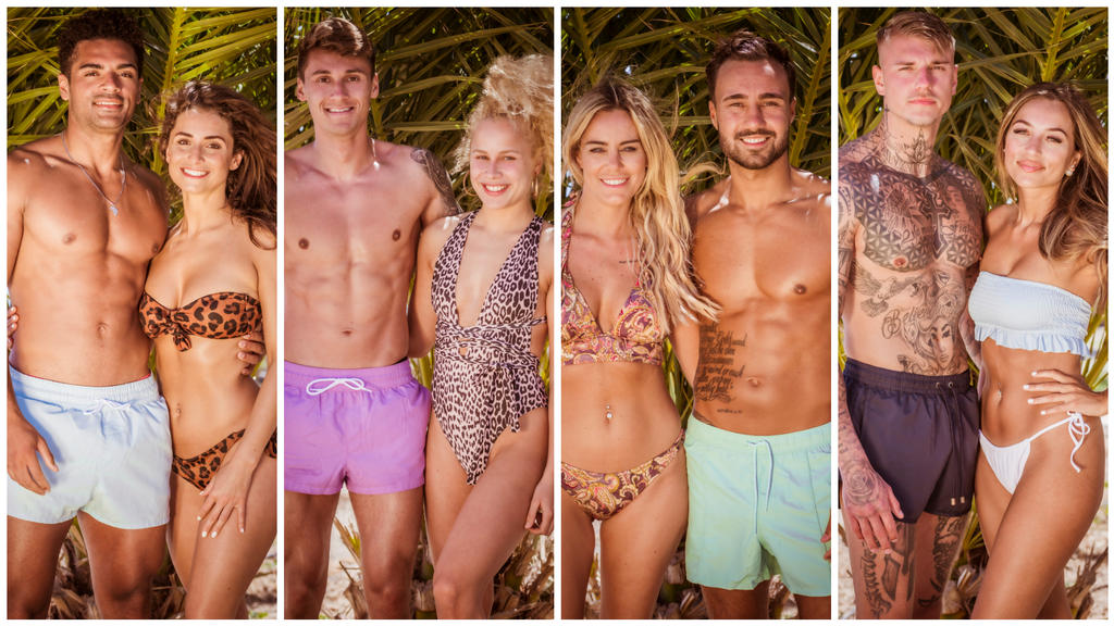 """Das sind die neuen Couples auf """"Love Island""""."""