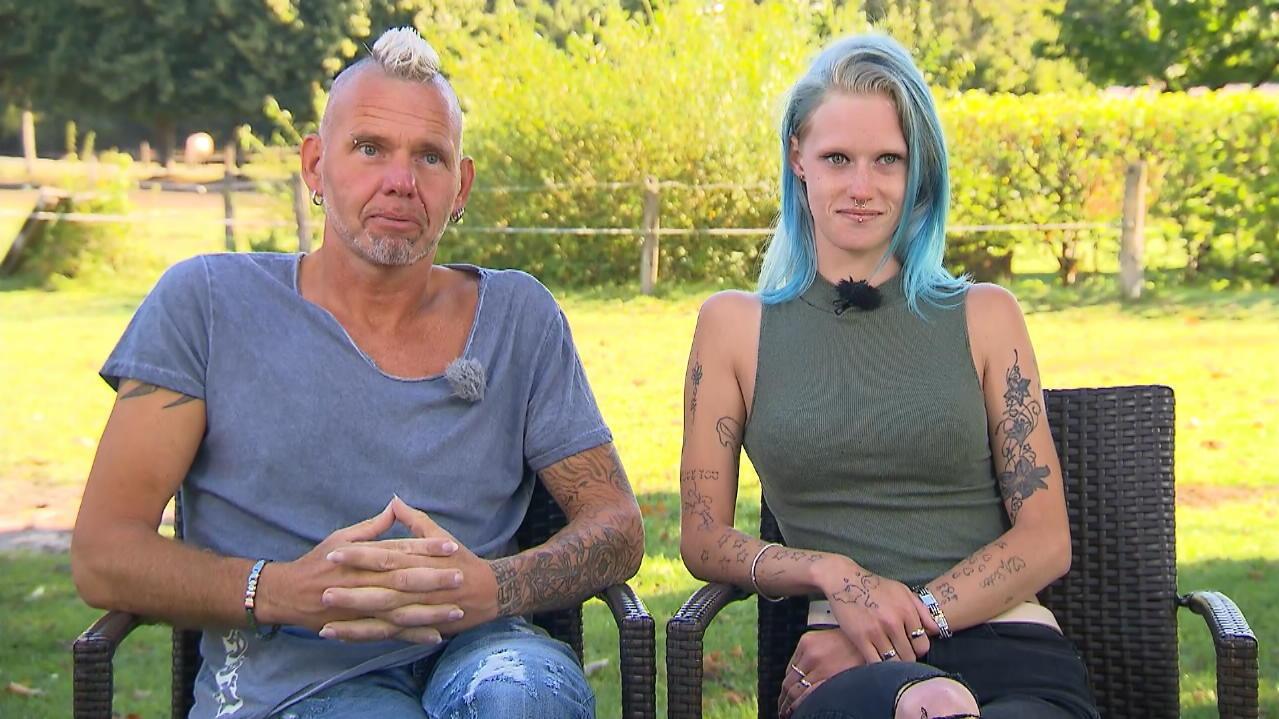 Bauer Thomas und Jessy haben sich getrennt.