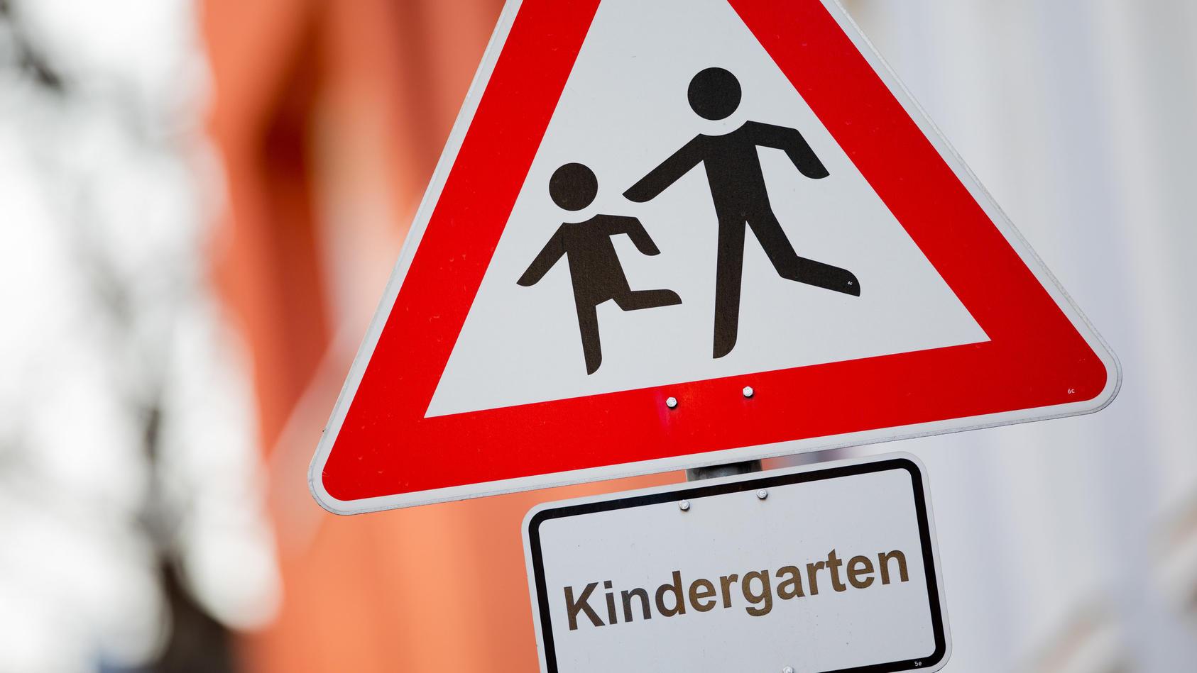 Coronavirus - Kindergarten (Motivbild)