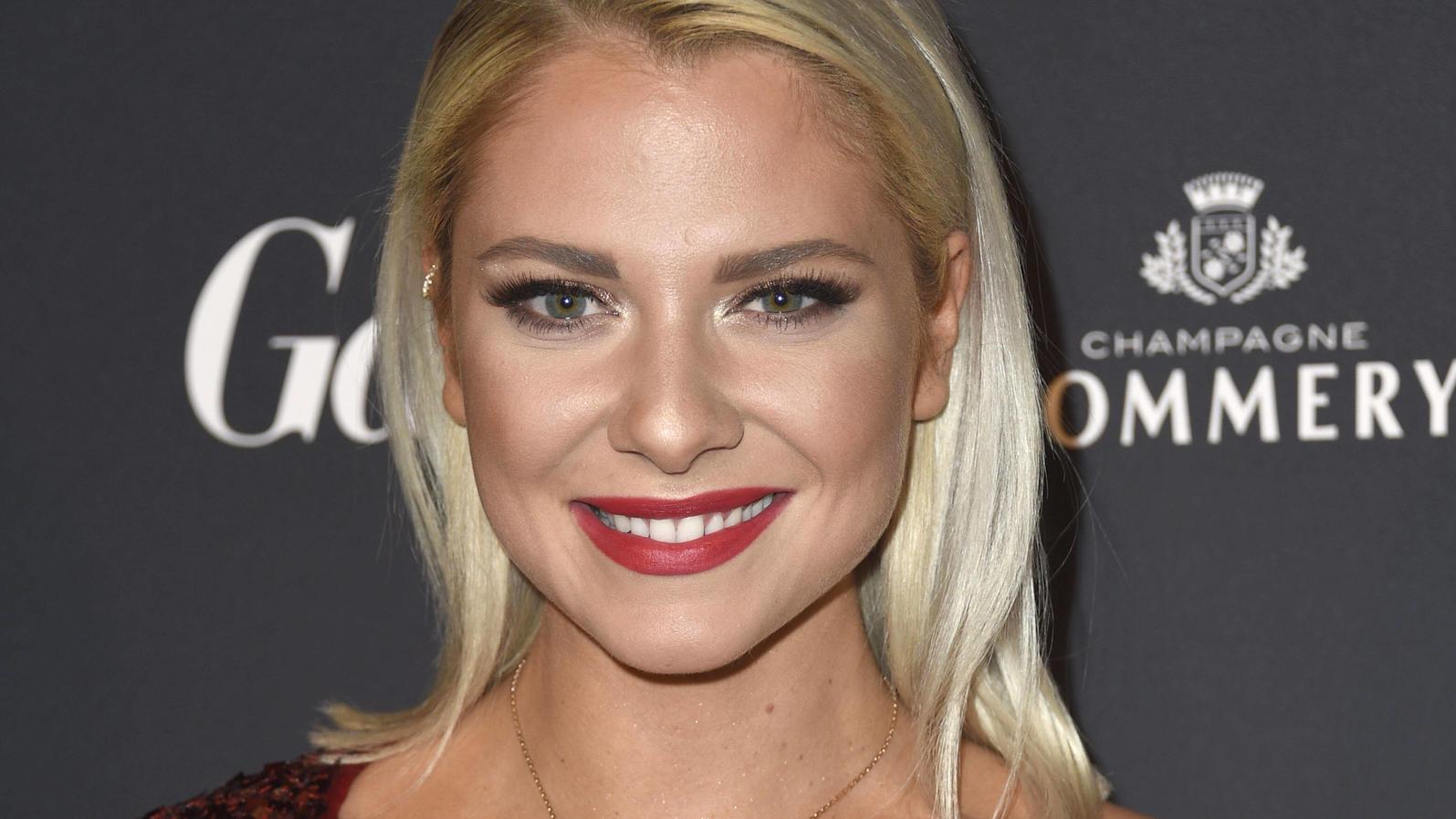 GZSZ-Star Valentina Pahde sieht auch ohne Make-up umwerfend aus.