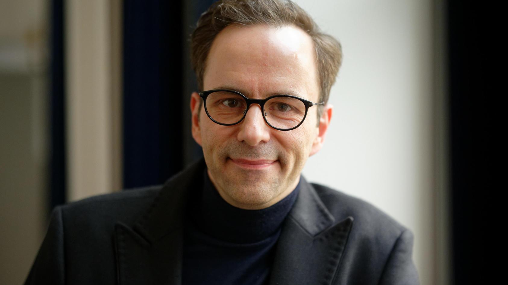 Kurt Krömer spricht über Depressionen.
