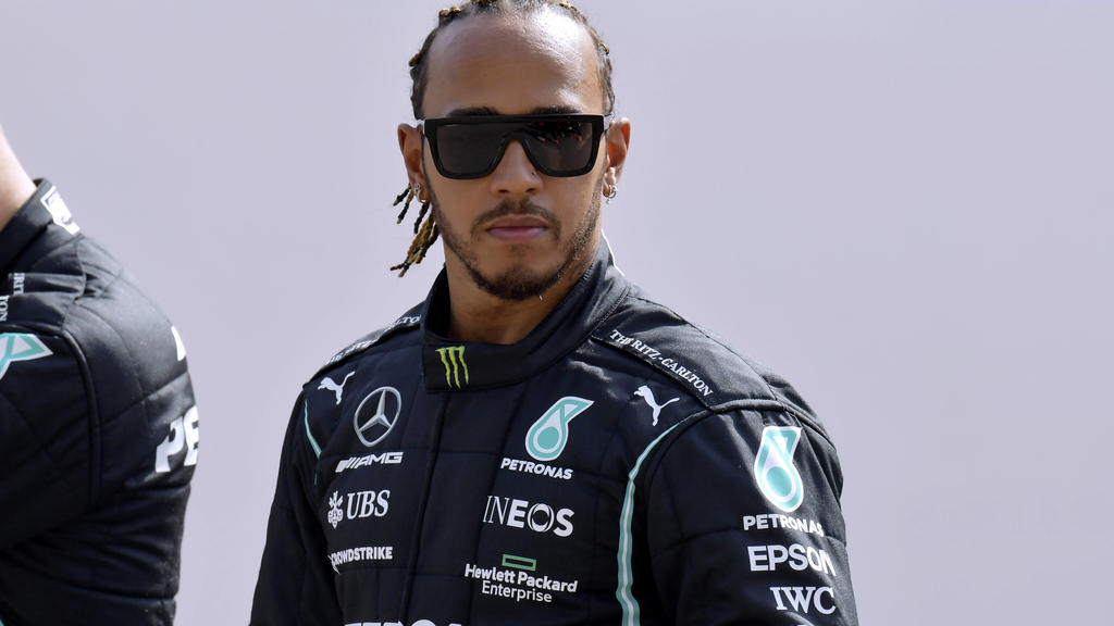 HAMILTON Lewis Team Mercedes AMG FIA Formel 1 Testfahrten 2021 in Bahrain 1.Tag Am 12.03.2021 Bahrain International Circuit As-Sachir *** HAMILTON Lewis Team Mercedes AMG FIA Formula 1 Test 2021 in Bahrain 1 day On 12 03 2021 Bahrain International Ci