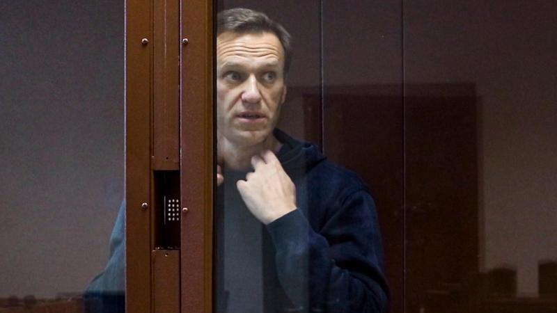 Alexej Nawalny ist offenbar schwer angeschlagen; seine Anwälte fordern eine ordentliche Behandlung des Oppositionellen. Foto: Uncredited/Babuskinsky District Court/AP/dpa