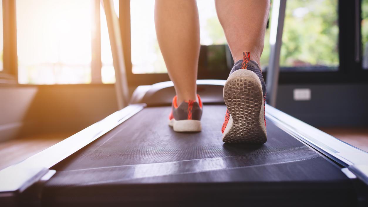 Sport gilt als hilfreiches Mittel im Kampf gegen die überflüssigen Kilos.
