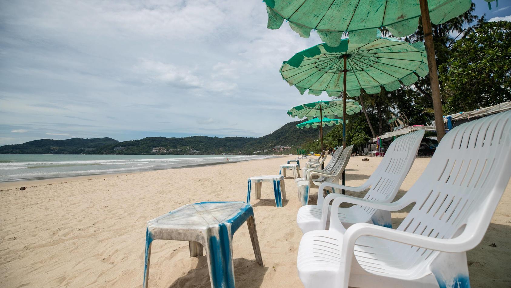 Geimpfte könnten in ein paar Monaten schon in den Genuss einer Reise nach Phuket kommen.