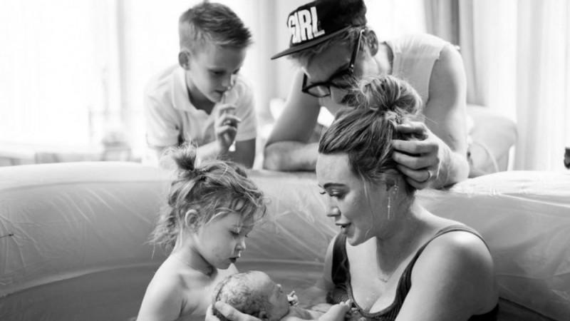 Hilary Duff ist wieder Mama