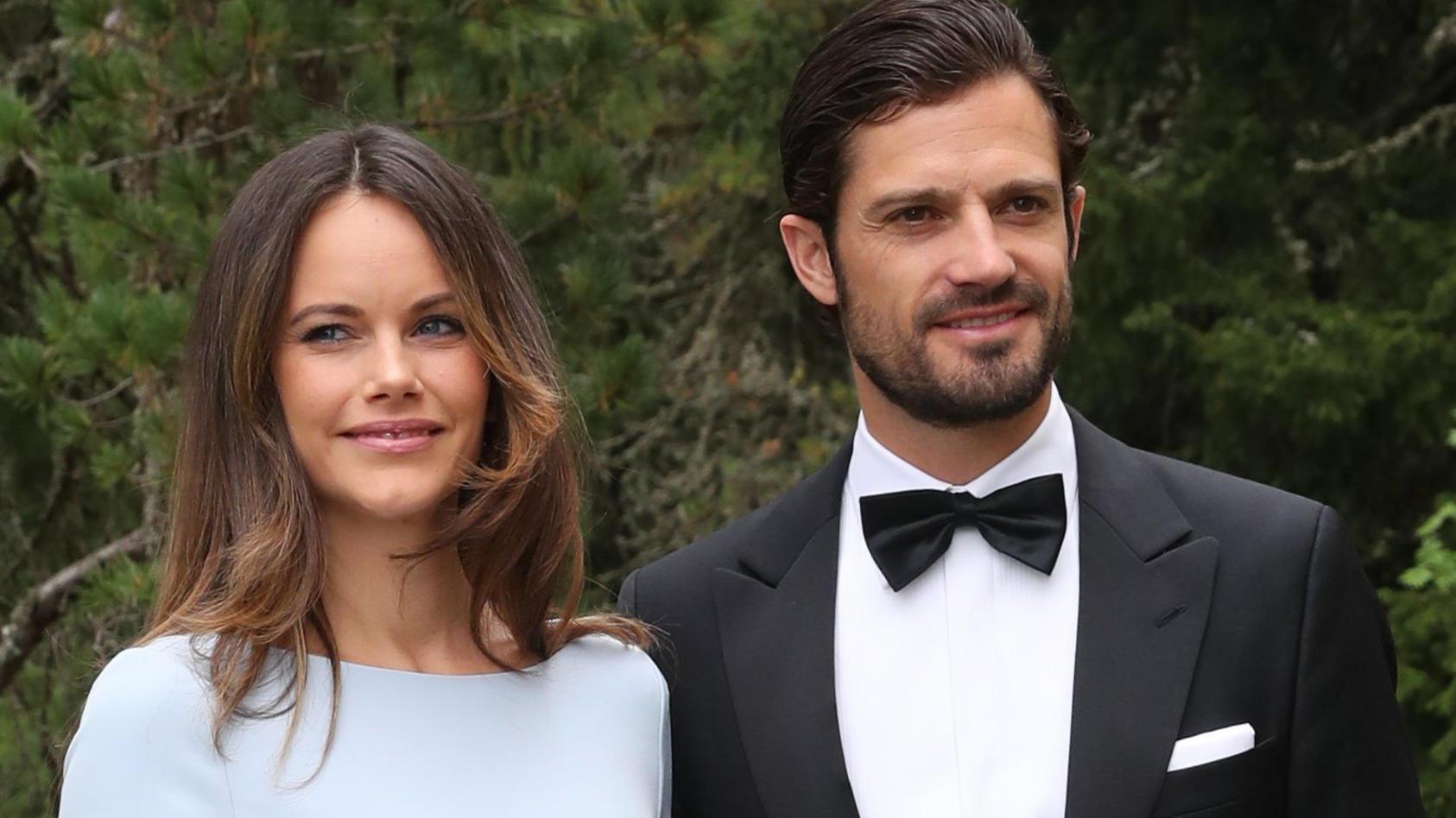 Prinzessin Sofia und Prinz Carl Philip von Schweden: So heißt ihr dritter Sohn.