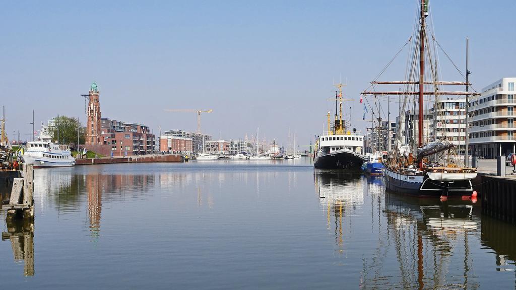 Bremerhaven hat eine Sieben-Tage-Inzidenz von über 200.