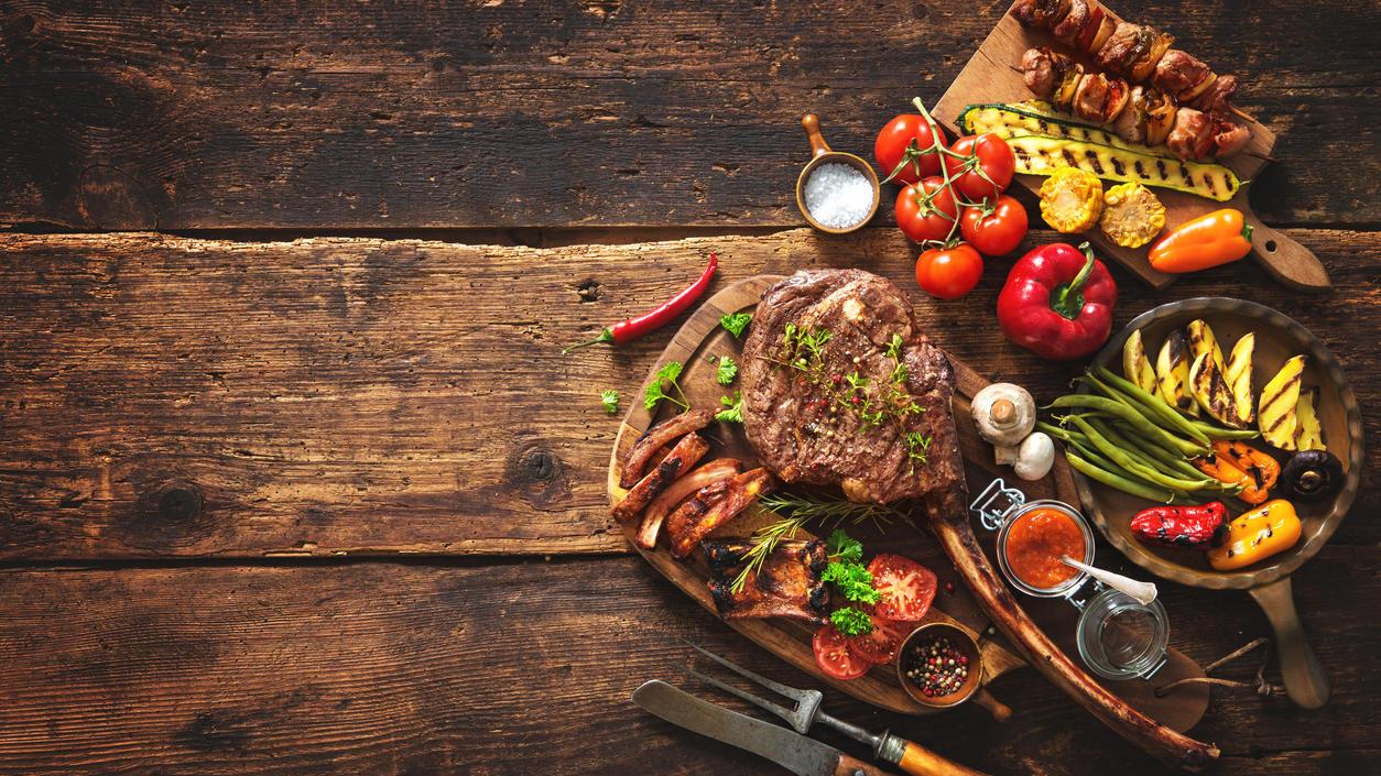 Nichts geht über ein leckeres Steak vom Grill.