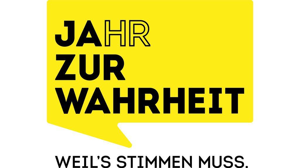 """""""JAhr zur Wahrheit"""" - Eine Initiative der Bertelsmann Content Alliance"""
