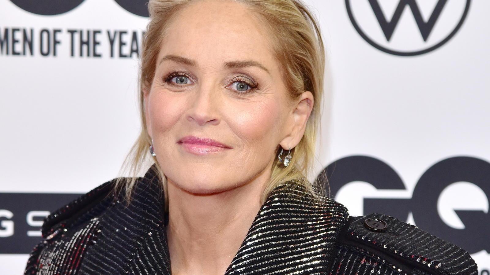 Sharon Stone hatte mehrere Fehlgeburten.