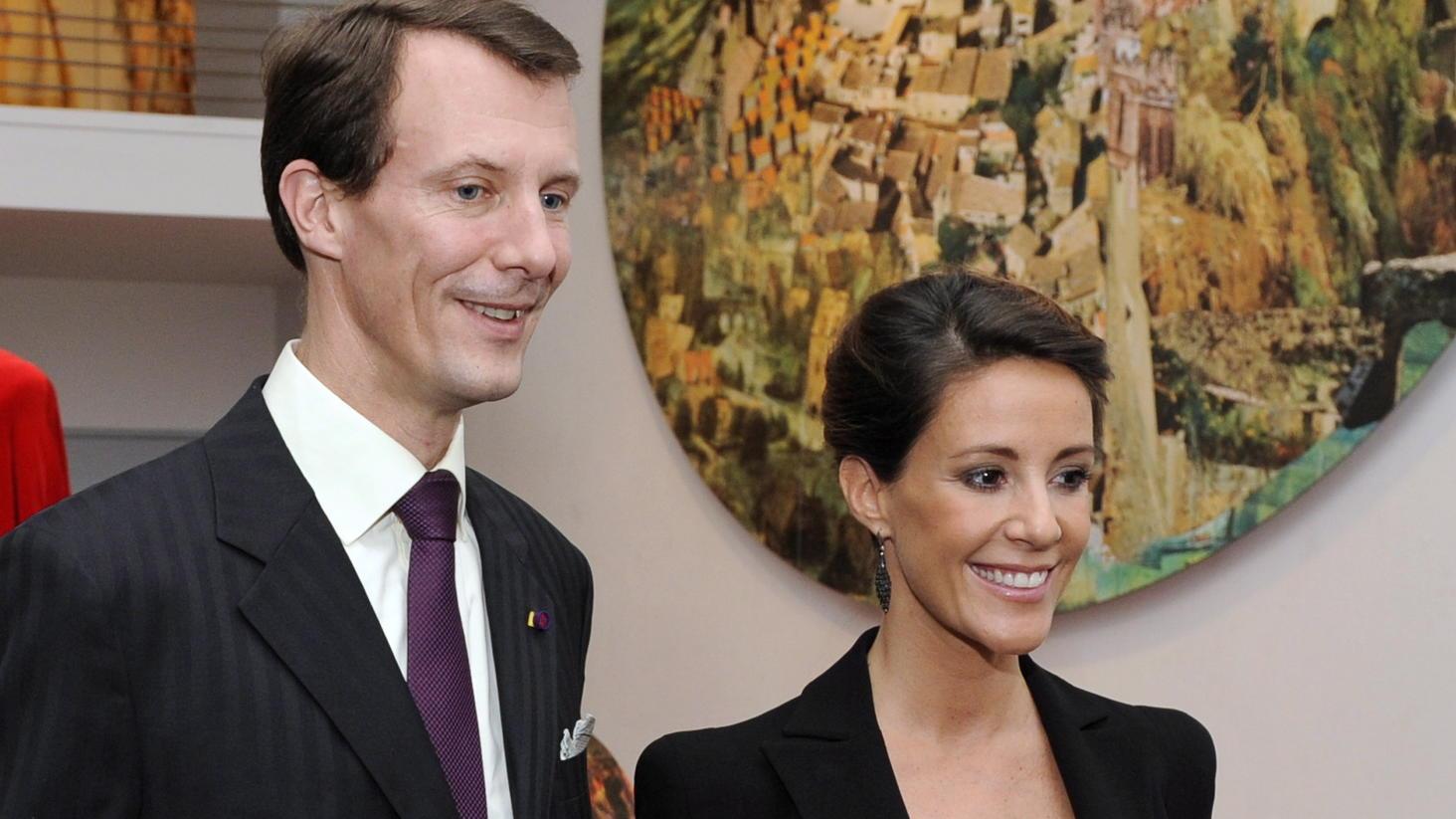 Prinz Joachim und Prinzessin Marie von Dänemark leben mit ihren Kindern in Paris