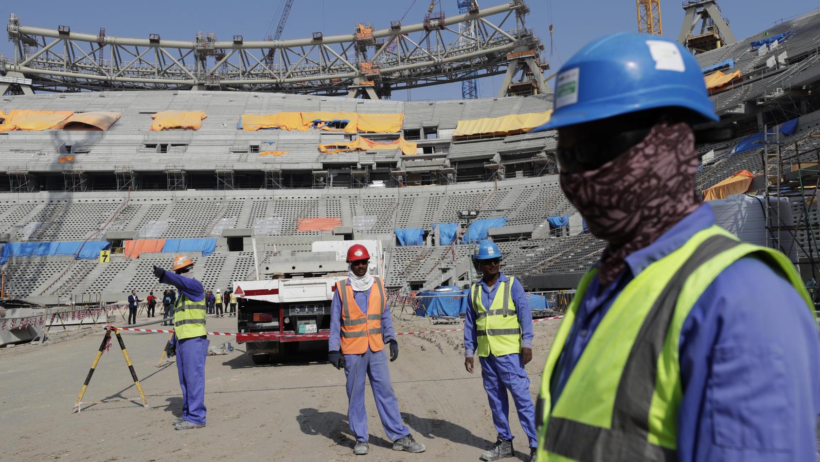 Vor der Weltmeisterschaft 2022 in Katar