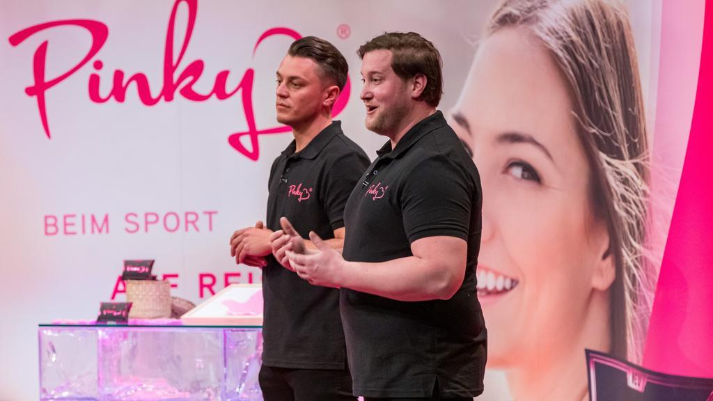 """""""Pinky"""": Hygienische Entsorgung für Damenartikel"""