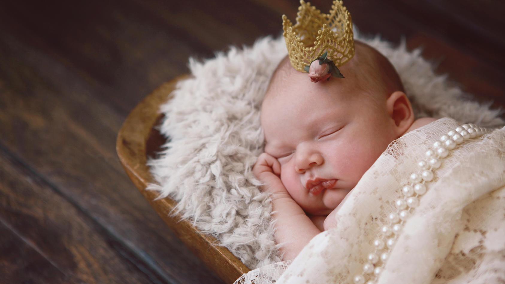 Diese Babynamen sind märchenhaft schön!