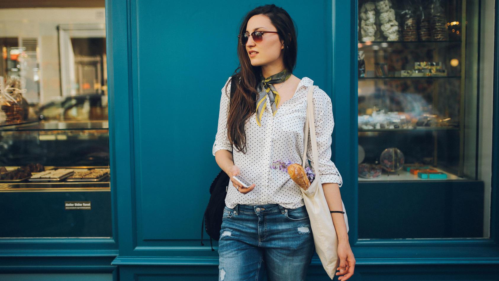 Französische Fashion ist immer angesagt: Diese Trends lieben wir dieses Jahr aber besonders.